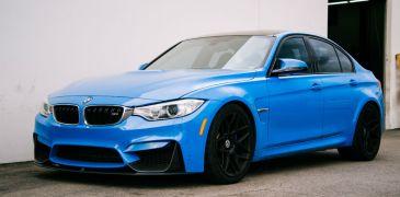 Βελτιωμένη BMW M3