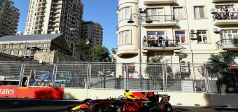 Ανατρεπτικό GP με νικητή τον Ricciardo στο Azerbaijan