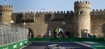 Εντυπωσιακή pole position του Hamilton στο Azerbaijan