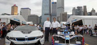 BMW και Formula E συνεχίζουν μαζί