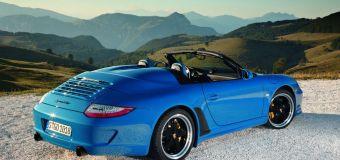 Η νέα 911 Speedster στη Φρανκφούρτη