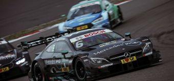Η Mercedes θριάμβευσε στο διπλό αγώνα του DTM στο Nurburgring