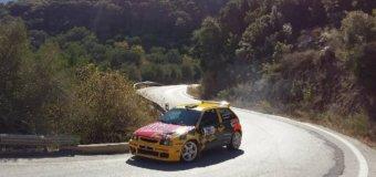 Τα αποτελέσματα του 39ου Rally Κρήτης