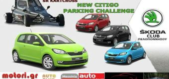 Citigo Parking Challenge