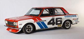 Το Datsun 510 ξανά σε αγώνα