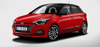 Το Hyundai i20 ανανεώθηκε