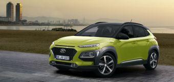 Το νέο SUV της Hyundai είναι το Kona