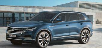 Η νέα δύναμη της Volkswagen είναι το Touareg