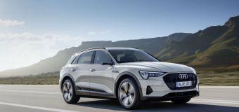 Το νέο ηλεκτρικό SUV της Audi