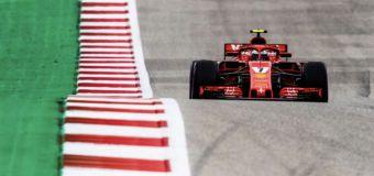 Μεγάλη νίκη του Kimi Raikkonen στην Αμερική