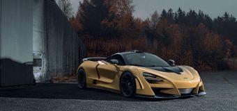 Η McLaren 720S από τη Novitec