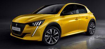 Νέο Peugeot 208