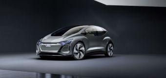 Νέο ηλεκτρικό πρωτότυπο μοντέλο από την Audi