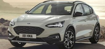 Ford Focus Active από 21.393€