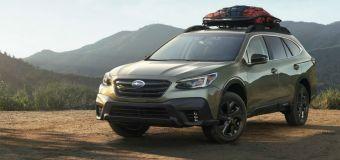 Το νέο Subaru Outback