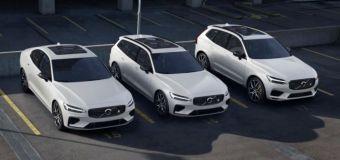 Τα υβριδικά Volvo XC60 και V60 Polestar Engineered