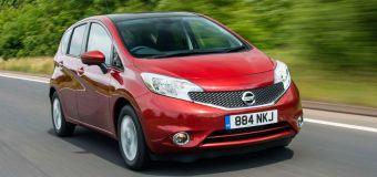 Ανακαλούνται 4.233 Nissan Tiida και Note για τους αερόσακους