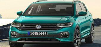 Volkswagen T-Cross από 17.400€