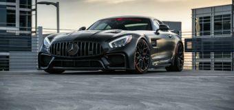 Η βελτιωμένη AMG GT S της Creative Bespoke