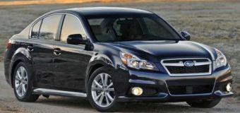 Ανακαλούνται 252 Subaru Legacy και Outback