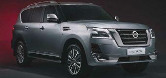 Το νέο Nissan Patrol