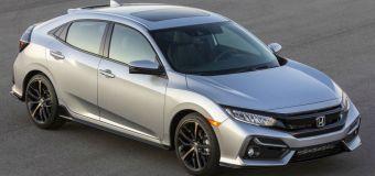 Ανανεώθηκε το Honda Civic