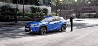 Το πρώτο αμιγώς ηλεκτρικό Lexus