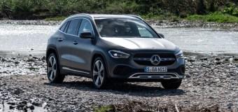 Η νέα Mercedes-Benz GLA στην ελληνική αγορά