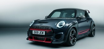 Με δυναμικό Design το MINI John Cooper Works GP