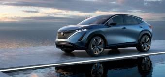 Έρχεται το νέο ηλεκτρικό όχημα της Nissan