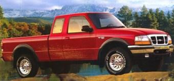 Ανακαλούνται 819 Ford Ranger για τους αερόσακους