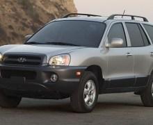 Ανακαλούνται 1.404 Hyundai Santa Fe