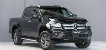 Ανακαλούνται 233 Mercedes-Benz X-Class