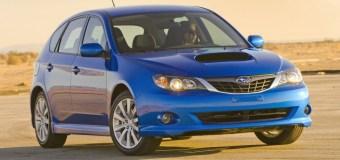 Ανακαλούνται 1.894 Subaru Impreza και Legacy