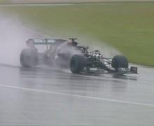 Poleman στην Αυστρία με βροχή ο Hamilton