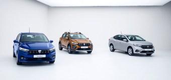 Η πλήρης αποκάλυψη για τα νέα Dacia Sandero, Sandero Stepway και Logan