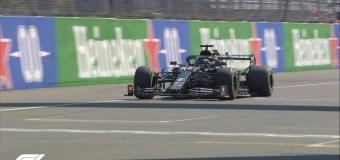Pole Position για τον Hamilton και 1-2 η Mercedes στις Κατατακτήριες Δοκιμές της Ιταλίας