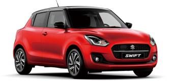 Ανανεωμένο Suzuki Swift από 13.350€