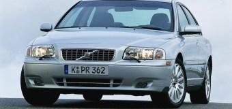Νέα ανάκληση για 483 Volvo S60 και S80 για τους αερόσακους
