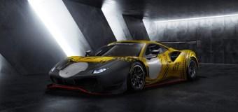 Η νέα αγωνιστική Ferrari 488 GT Modificata