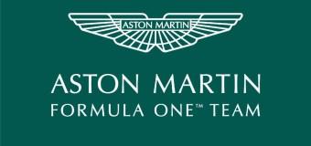 Και επίσημα στην F1 η Aston Martin