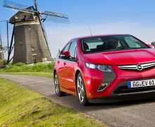 10 χρόνια Opel Ampera