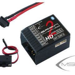 Msh Brain Wiring Diagram Auto Amplifier 2 Hd With Bluetooth Flybarless System