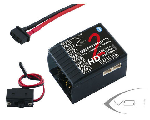 msh brain wiring diagram vw bus 2 hd with bluetooth flybarless system