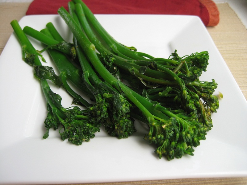 What is Broccolini Nutrition Facts How to Cook Recipes