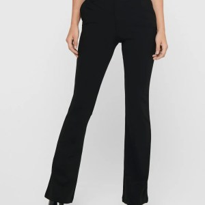 ONLROCKY MID FLARED PANT TLR NOOS - BLACK