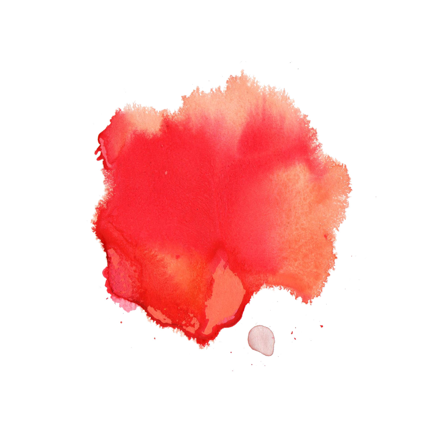 4 Red Watercolor Background JPG