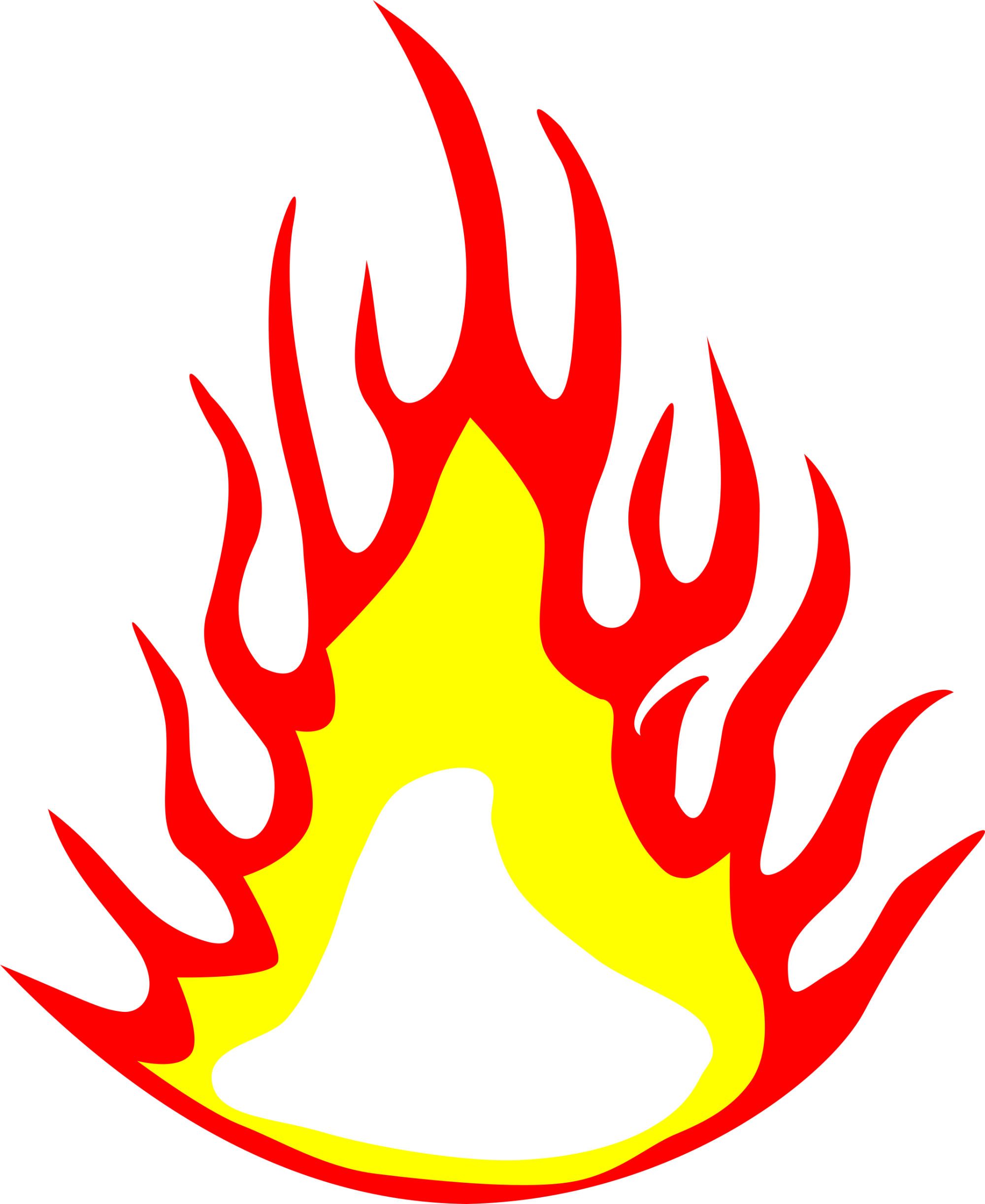 hight resolution of free download 5 fire flame clipart 1 png