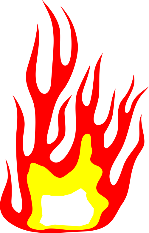 small resolution of free download 5 fire flame clipart 2 png