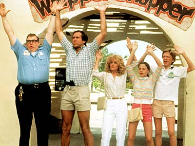 summer vacation chevy chase national lampoon